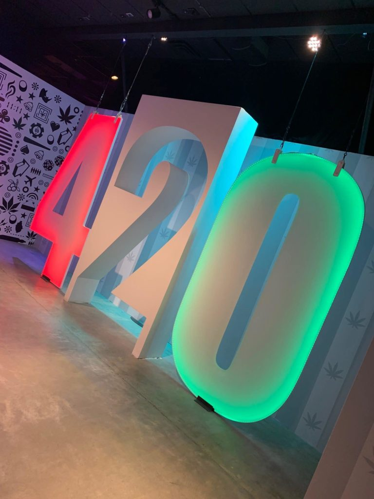 cannabition 420 room