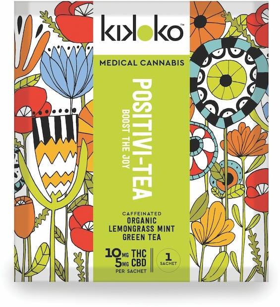KiKOKO Postitive Tea