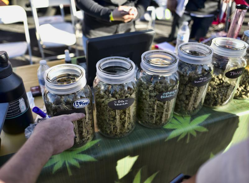McLean County State's Attorney Concerned About Legal Pot Risks