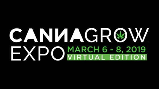 Passion meets Science: 8th CannaGrow Expo | Virtual Edition 2019 1