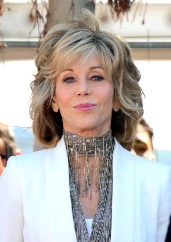 Jane Fonda, the new face for CBD brand, Uncle Bud's