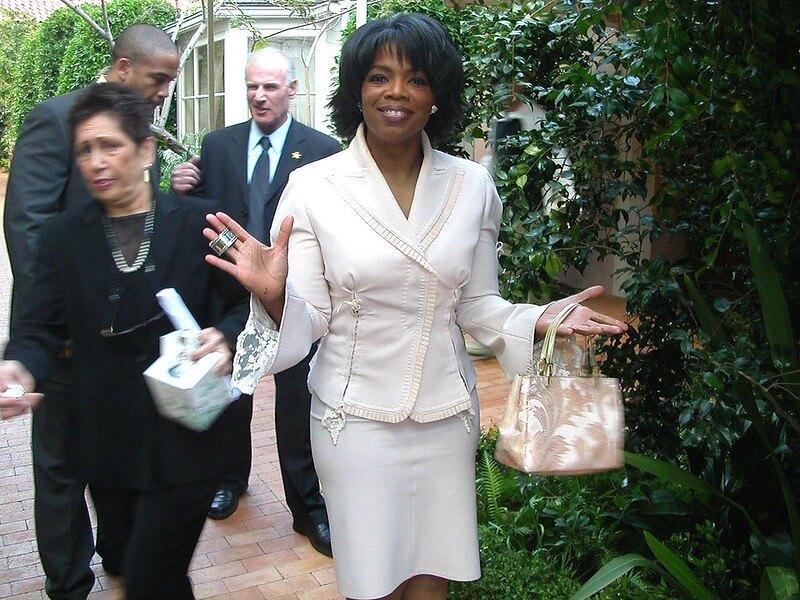 oprah winfrey cannabis