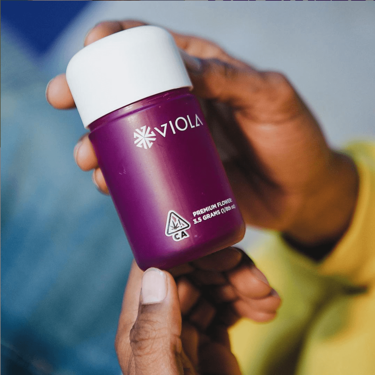 viola cannabis brand
